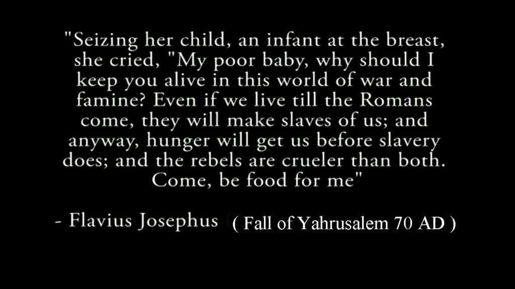 Fall of Yahrusalem