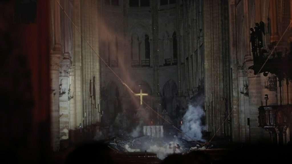 Notre Dame Cathedrel 2