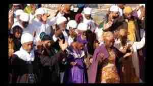 Hebrews Praying
