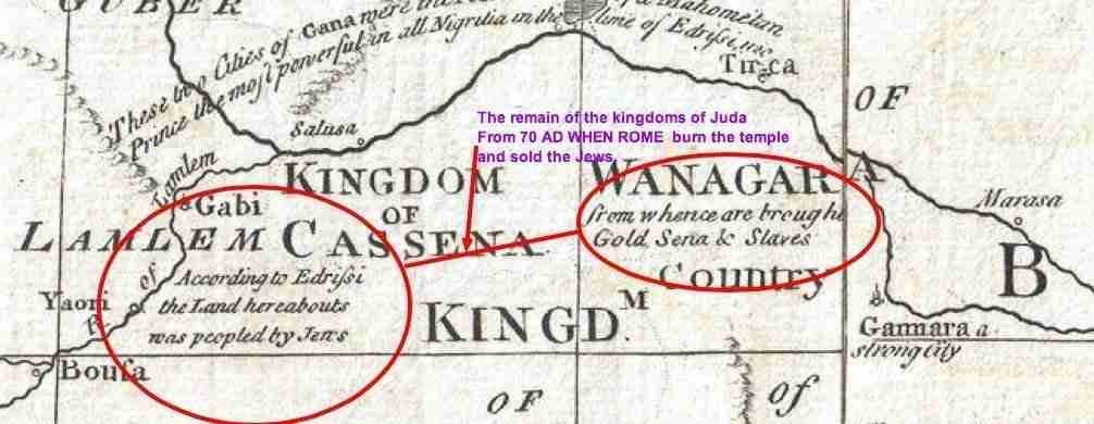 KINGDOM OF YAHDAH MAP